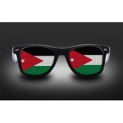 Supporter eyeglasses - Jordan - flag