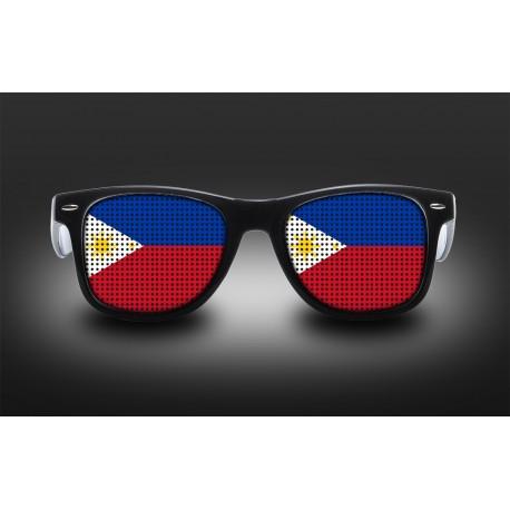 Supporter eyeglasses - Philippines - flag