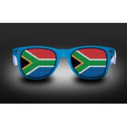 Lunettes de supporter - Afrique du Sud - Drapeau