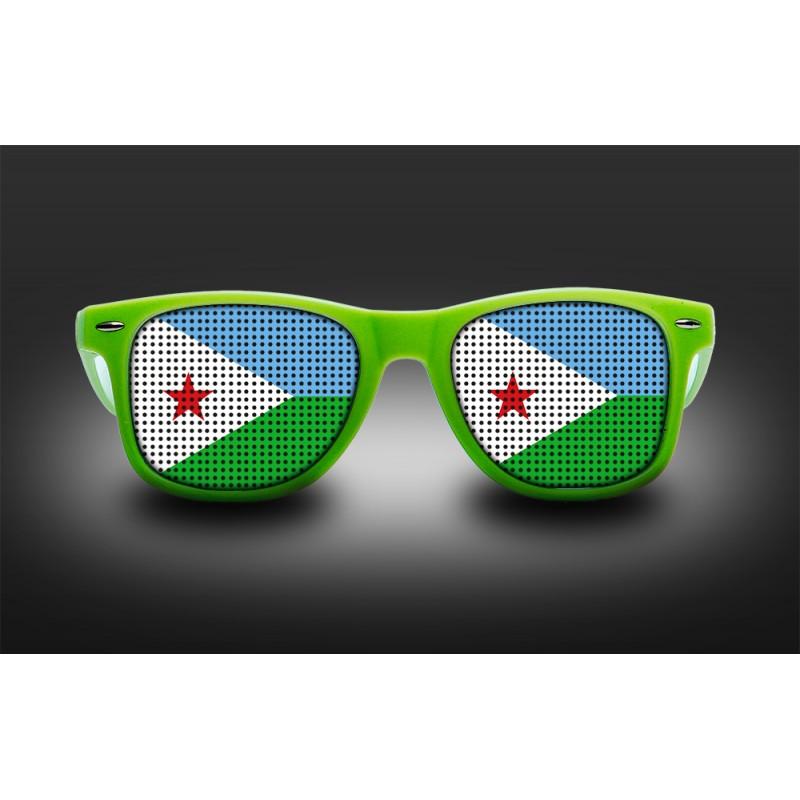 lunette de soleil à Djibouti