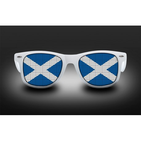 Supporter Eyeglasses - Scotland - Flag
