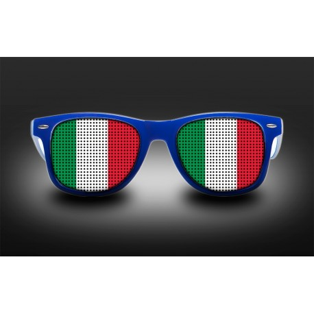 Supporter Eyeglasses - Italia - Flag