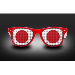 Supporter Eyeglasses - Japan - Flag