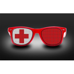 Supporter Eyeglasses - Tonga - Flag