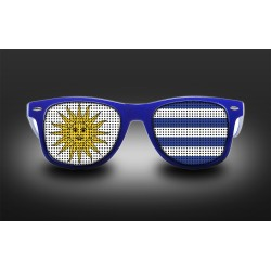 Supporter Eyeglasses - Uruguay - Flag