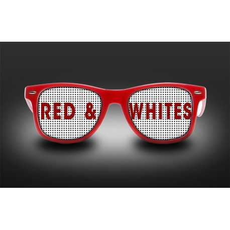 Lunettes Red & Whites - England Rugby