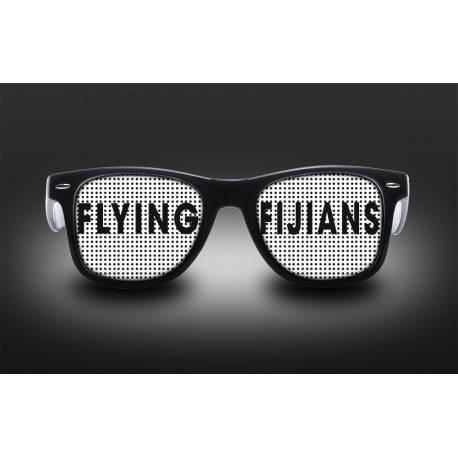Eyeglasses flying fijians - Fiji Rugby