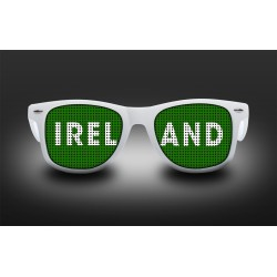 Lunettes Irlande Rugby