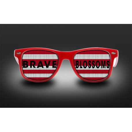 Lunettes Brave Blossoms - Japon Rugby