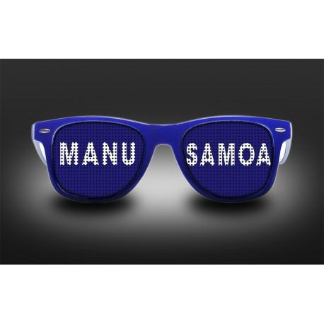 Lunettes Manu Samoa - Samoa Rugby