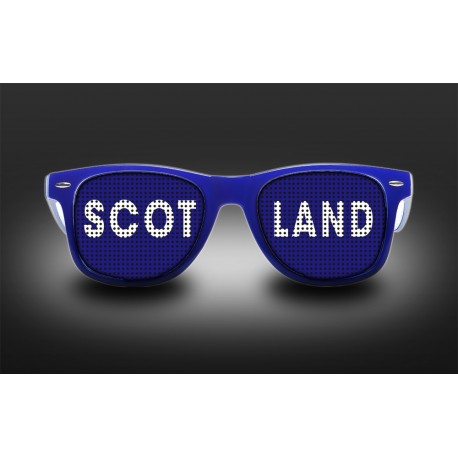 Lunettes Ecosse Rugby