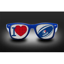 Lunettes - I love rugby - France