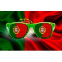 Supporter eyeglasses - Portugal - flag