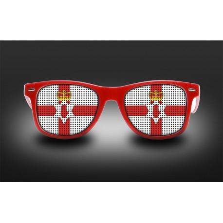 Supporter Eyeglasses - Northern Ireland - Flag