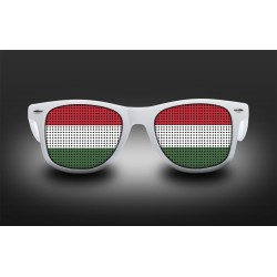 Supporter Eyeglasses - Hungary - Flag