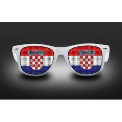 Supporter Eyeglasses - Croatia - Flag