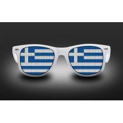 Lunettes de supporter - Grèce - Drapeau