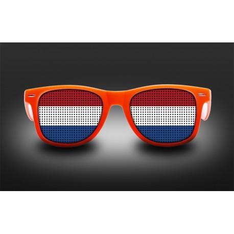 Supporter eyeglasses - The Netherlands - flag