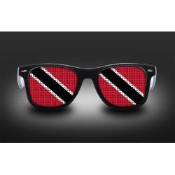 Supporter eyeglasses - Trinidad and Tobago - flag