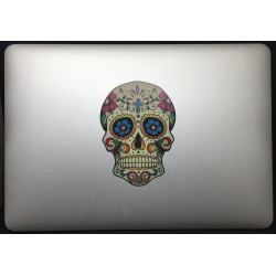 Sticker Mexican Skull