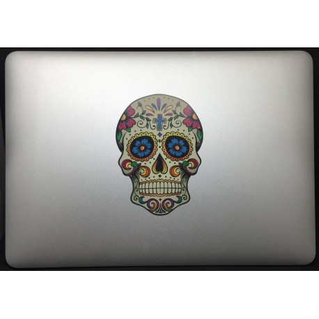 Sticker Mexican Skull