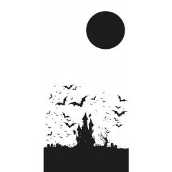 Moon's castle - Sticker