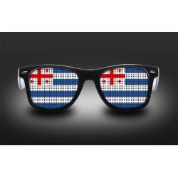 Supporter eyeglasses - Adjara - flag