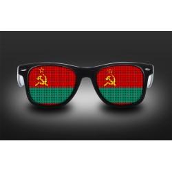 Supporter eyeglasses - Transnistria - flag