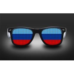 Supporter eyeglasses - Luhansk People Republic - flag
