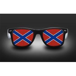 Supporter eyeglasses - Novorosiya - flag