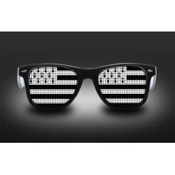 Supporter eyeglasses - Brittany - flag