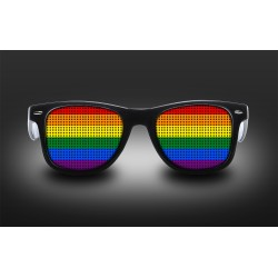 Lunettes de fierté - LGBT - Drapeau