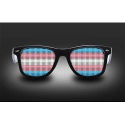 Pride eyeglasses - Trangender - flag