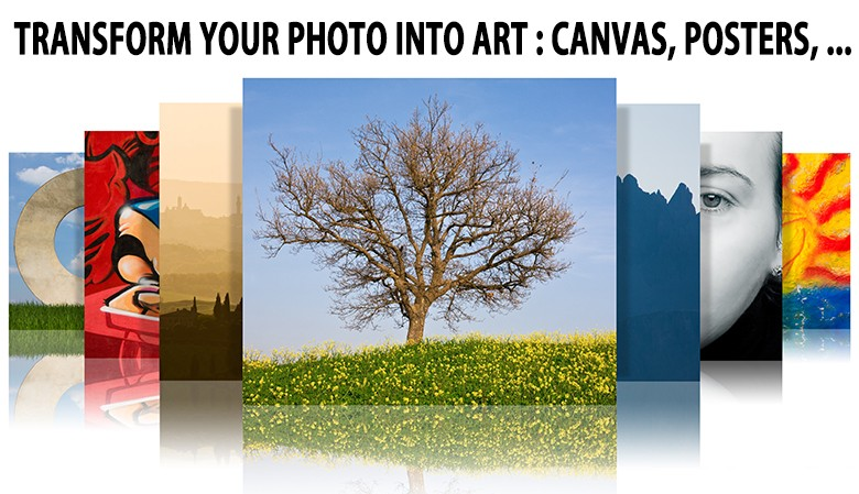 tranform your pics into art