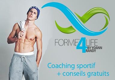 Forme4Life - Coach sportif lyon et blogger sport & fitness